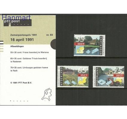 Znaczek Holandia 1991 Mi 1403-1405 Czyste **