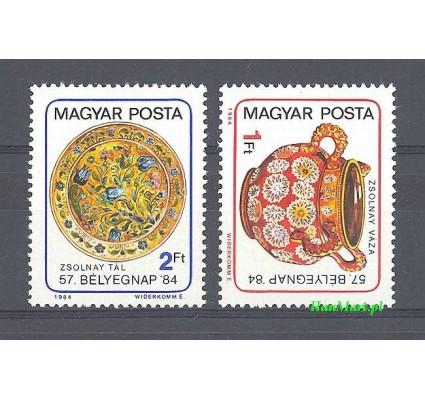 Węgry 1984 Mi 3694-3695 Czyste **