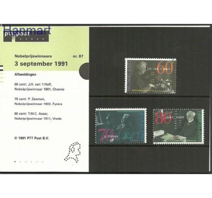 Znaczek Holandia 1991 Mi 1418-1420 Czyste **