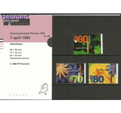 Znaczek Holandia 1992 Mi 1436-1438IA Czyste **