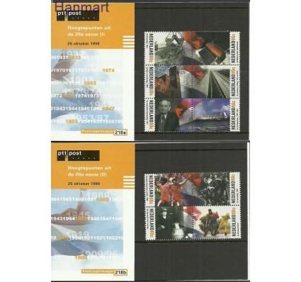 Znaczek Holandia 1999 Mi 1740-1749 Czyste **