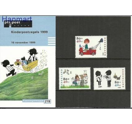 Znaczek Holandia 1999 Mi 1750-1752 Czyste **