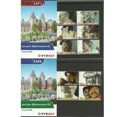 Znaczek Holandia 2000 Mi 1791-1800 Czyste **