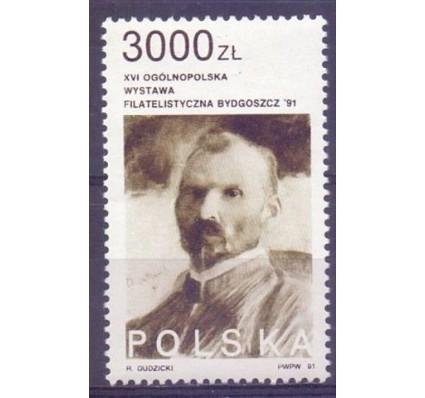 Znaczek Polska 1991 Mi 3341 Fi 3193 Czyste **