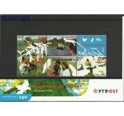 Znaczek Holandia 2001 Mi 1856-1860 Czyste **