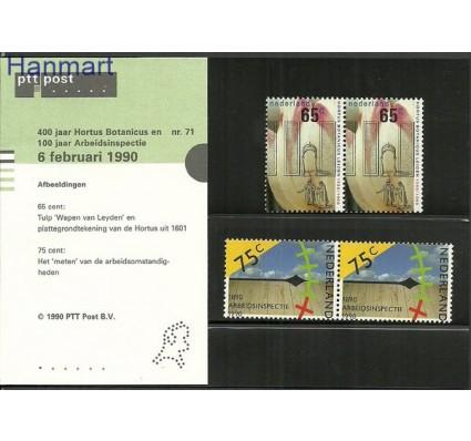 Znaczek Holandia 1990 Mi 1375-1376 Czyste **