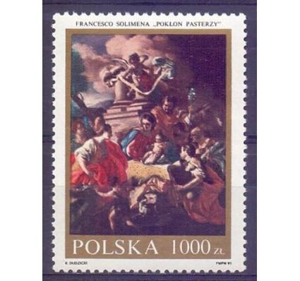Znaczek Polska 1991 Mi 3350 Fi 3202 Czyste **