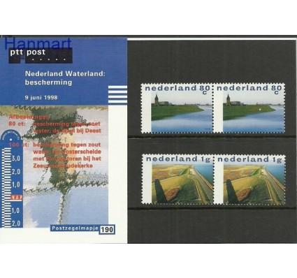 Znaczek Holandia 1998 Mi 1661-1662 Czyste **