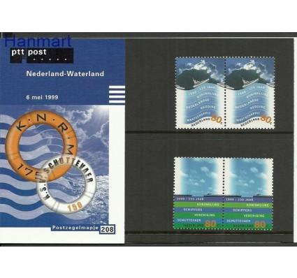 Znaczek Holandia 1999 Mi 1716-1717 Czyste **