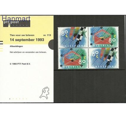Znaczek Holandia 1993 Mi 1488-1489 Czyste **