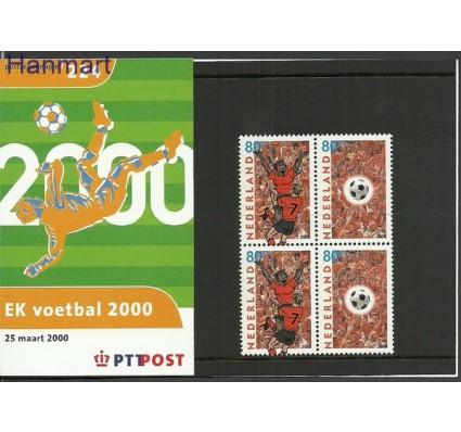 Znaczek Holandia 2000 Mi 1786-1787 Czyste **
