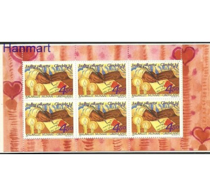 Znaczek Grenlandia 1999 Mi mh 344-345 Czyste **