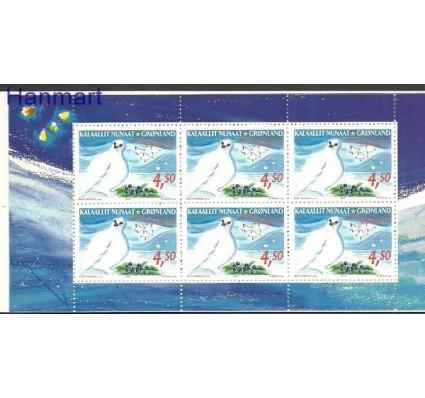 Znaczek Grenlandia 2001 Mi mh 374-375 Czyste **