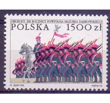 Znaczek Polska 1993 Mi 3464 Fi 3316 Czyste **