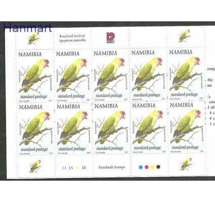 Znaczek Namibia 1998 Mi mh882C Czyste **