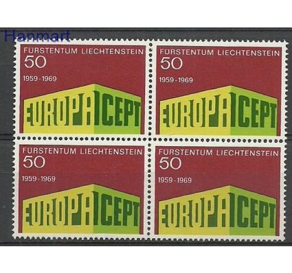 Znaczek Liechtenstein 1969 Mi 507 Czyste **