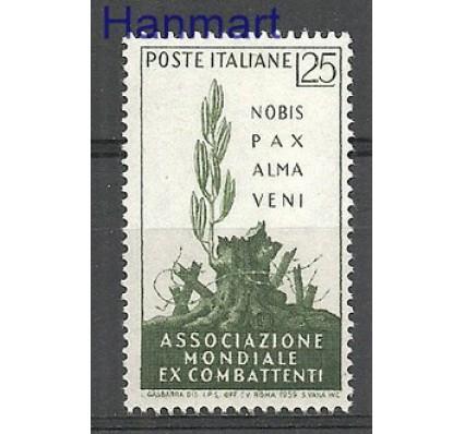 Znaczek Włochy 1959 Mi 1036 Czyste **