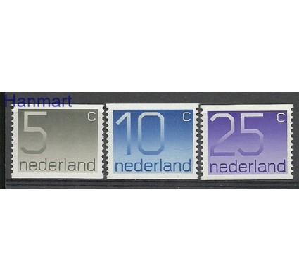 Znaczek Holandia 2001 Mi 1895-1897C Czyste **