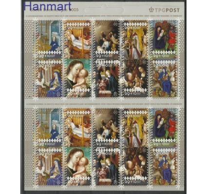 Znaczek Holandia 2005 Mi fol 2359-2368 Czyste **