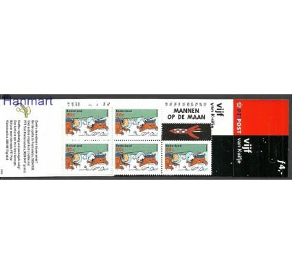 Znaczek Holandia 1999 Mi mh 58 Czyste **
