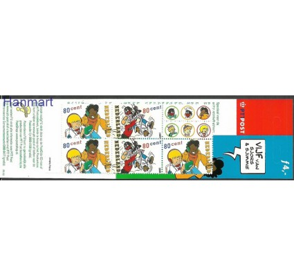 Znaczek Holandia 2000 Mi mh 61 Czyste **