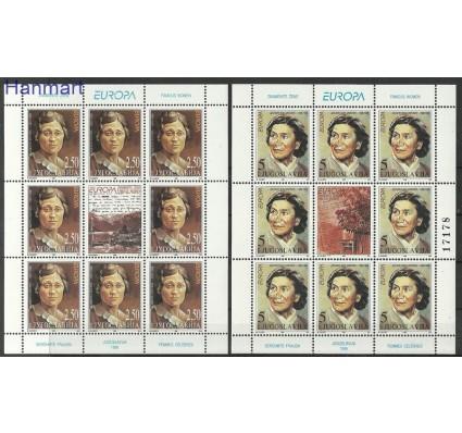 Znaczek Jugosławia 1996 Mi ark 2777-2778 Czyste **