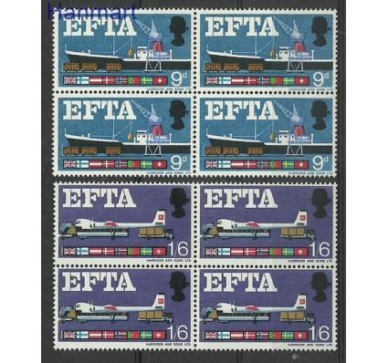 Znaczek Wielka Brytania 1967 Mi 444-445x Czyste **