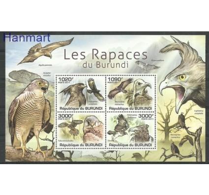 Znaczek Burundi 2011 Mi bl156 Czyste **