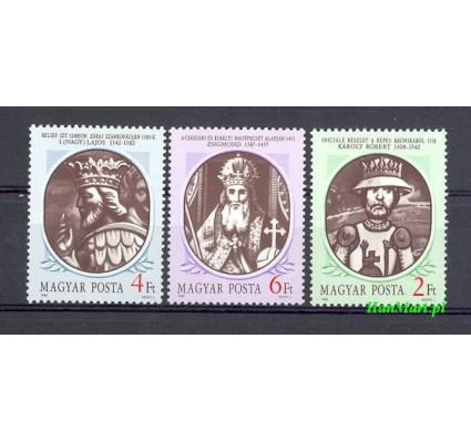Węgry 1988 Mi 3956-3958 Czyste **