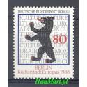 Berlin Niemcy 1988 Mi 800 Czyste **