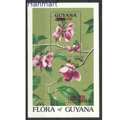 Znaczek Gujana 1991 Mi bl137 Czyste **