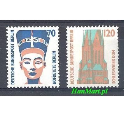 Znaczek Berlin Niemcy 1988 Mi 814-815 Czyste **