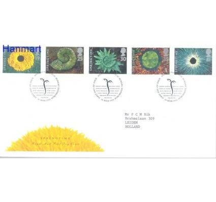 Znaczek Wielka Brytania 1995 Mi 1549-1553 FDC