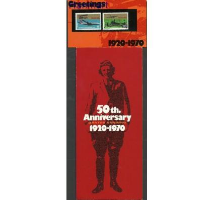 Znaczek Australia 1970 Mi pp455-456 Czyste **