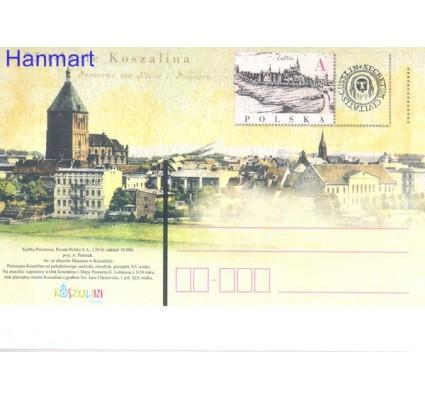 Znaczek Polska 2016 Fi Cp 1736 Całostka pocztowa