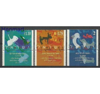 Znaczek Izrael 1996 Mi 1411-1413 Czyste **