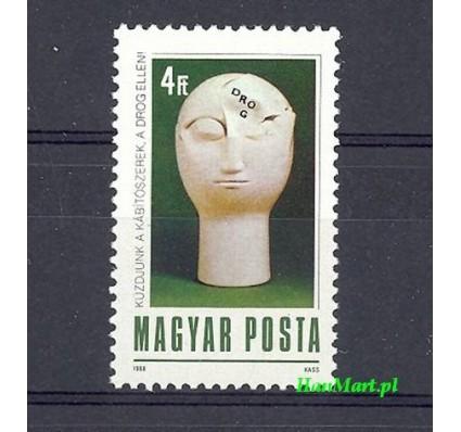 Węgry 1988 Mi 3971 Czyste **
