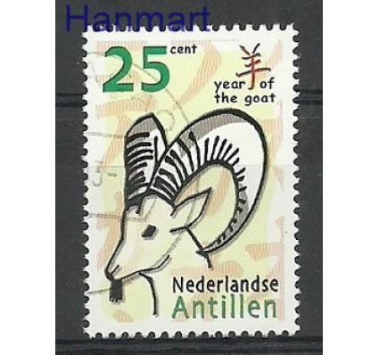 Znaczek Antyle Holenderskie 2003 Mi 1177 Stemplowane