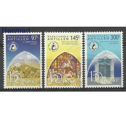 Znaczek Antyle Holenderskie 2005 Mi 1419-1421 Stemplowane