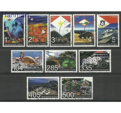 Znaczek Antyle Holenderskie 2007 Mi 1529-1538 Stemplowane