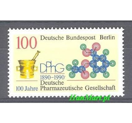 Znaczek Berlin Niemcy 1990 Mi 875 Czyste **