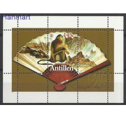 Znaczek Antyle Holenderskie 2004 Mi bl61 Stemplowane