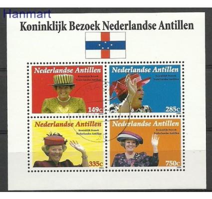 Znaczek Antyle Holenderskie 2006 Mi bl69 Stemplowane