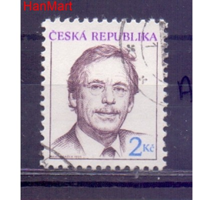Czechy 1993 Mi mpl3a Stemplowane