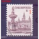 Czechy 1993 Mi mpl12g Stemplowane
