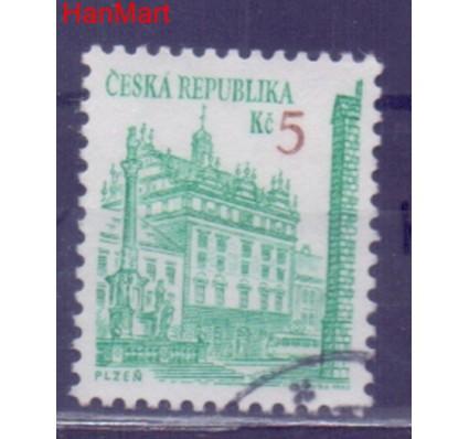 Znaczek Czechy 1993 Mi mpl15h Stemplowane