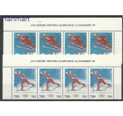 Znaczek Polska 1994 Mi 3478-3479c Fi 3330-3331c Czyste **