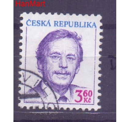 Znaczek Czechy 1995 Mi mpl70d Stemplowane