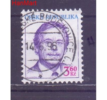 Znaczek Czechy 1995 Mi mpl70h Stemplowane