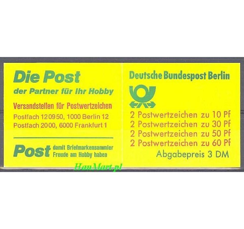 Berlin Niemcy 1980 Czyste **